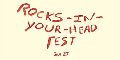 ROCKS IN YOUR HEAD FESTIVAL ::: Cal Shakes Amphitheater Orinda July 27, 2019