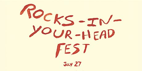 ROCKS IN YOUR HEAD FESTIVAL ::: Cal Shakes Amphitheater Orinda July 27, 2019 tickets