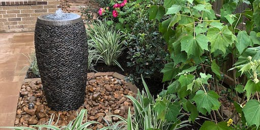 Adding a Water Element to the Garden
