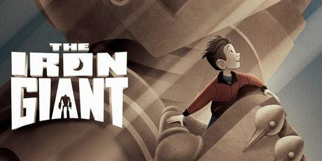 The Iron Giant - Godalming Film Festival Event 8 tickets
