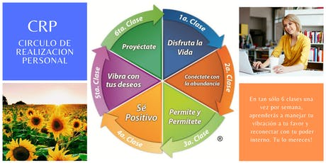 Personal Development - Circulo de Realizacion Personal (CRP) tickets