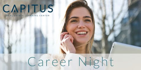 2019 Capitus Career Night tickets