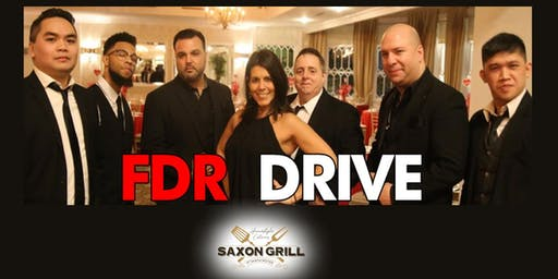 FDR Drive Band LIVE at Saxon Grill