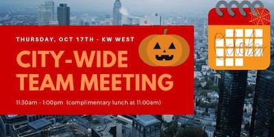 OCT City-Wide Team Meeting