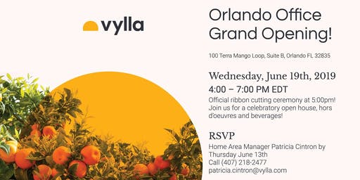Grand Opening Vylla Home