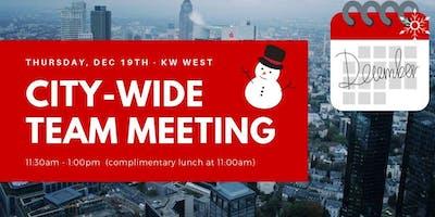 DEC City-Wide Team Meeting