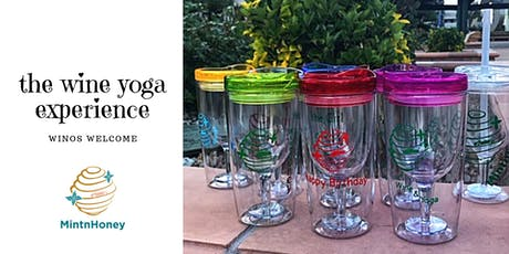 The Wine Yoga Experience tickets
