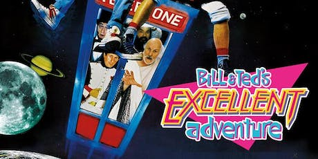 Bill & Ted's Excellent Adventure - Godalming Film Festival Event 12 tickets