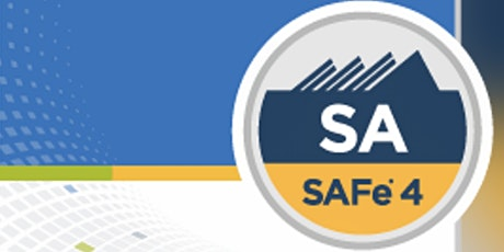 Leading SAFe 4.6 with SAFe Agilist Certification Salt Lake City,Utah(Weekend) tickets