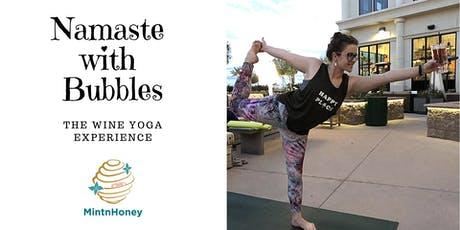 Namaste with Bubbles tickets