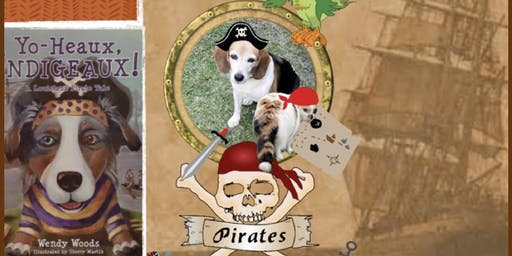 Salty Dogs, Calico Cats & Pirates