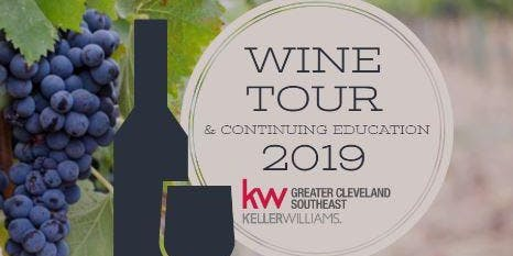 KW Hosted Wine Tour & Real Estate Continuing Edu