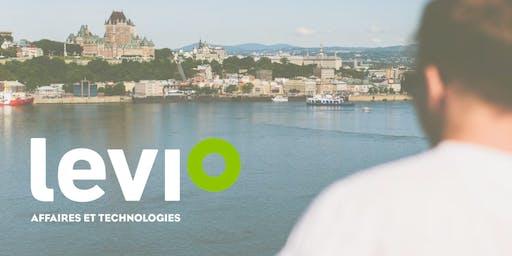 Saguenay - Venez vivre l'expérience Levio avec nous