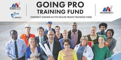 Going PRO FY20 Workshop