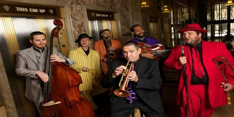 The Zuits -Big Band Swing Dance Show tickets