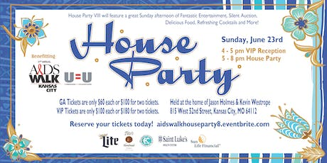 House Party VIII tickets