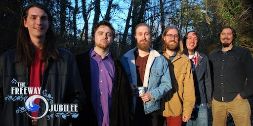 Freeway Jubilee w/ The Wright Ave | Asheville Music Hall