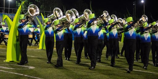 The Buccaneer Classic - A Drum & Bugle Corps Competition
