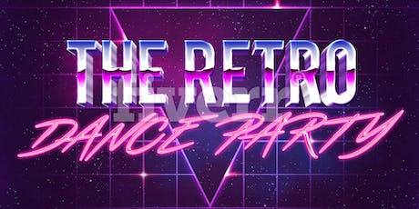 The Retro Dance Party (Car Show) tickets