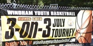 7th Annual Sonic Coed 3-on-3 Basketball Tournament...