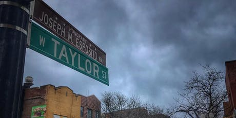 Atlas Obscura Society Chicago: The Darker Side of History - Taylor Street tickets