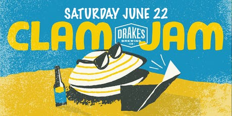 Drake's Clam Jam 2019 tickets