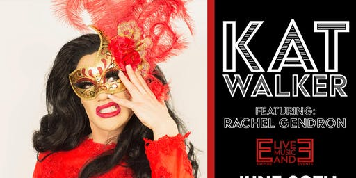 Kat Walker | Sunday Night Comedy @ Empire Live Music & Events