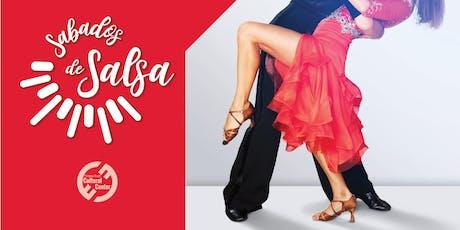 Sabados de Salsa - A Tribute to Salsa Giants tickets