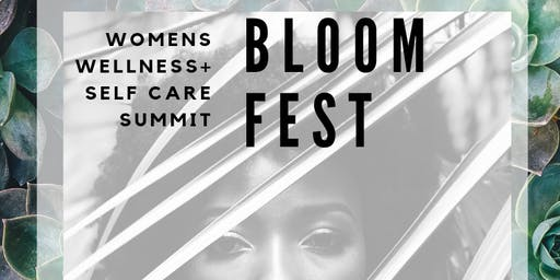 BloomFest : Cannabis Beauty & Wellness Summit