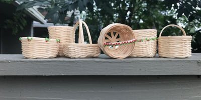 The Art of Basketry - Tiny Baskets