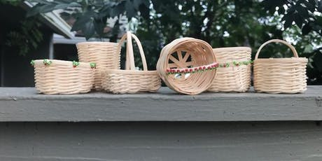 The Art of Basketry - Tiny Baskets tickets
