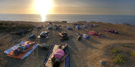Tuesday Oceanfront Yoga+Tacos+Smoothies @ Sunset Cliffs tickets