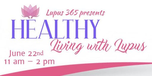 Healthy Living with Lupus