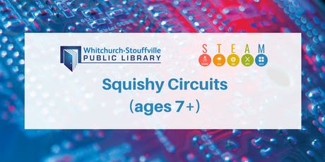 Squishy Circuits (ages 7+) tickets
