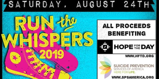 Run the Whispers 2019 - Whispering Meadows 5K benefiting HFTD and SPS
