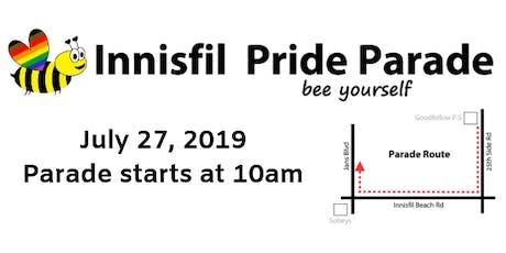 Innisfil Pride Parade tickets