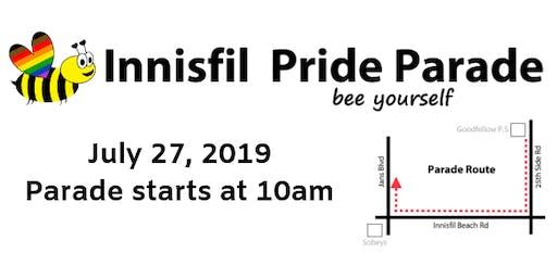 Innisfil Pride Parade