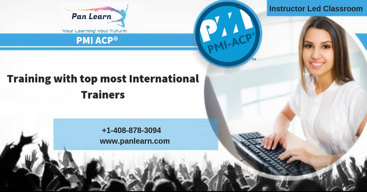 PMI-ACP (PMI Agile Certified Practitioner) Classroom Training In Boise, ID