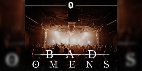 Bad Omens tickets