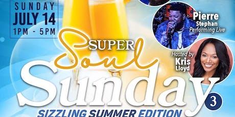 Super Soul Sunday 3 tickets