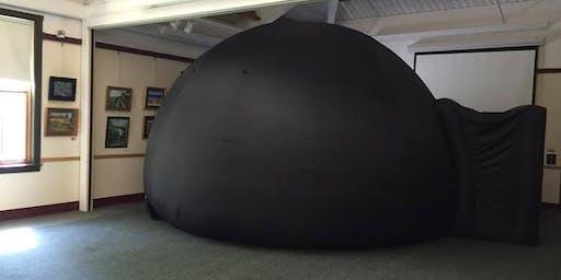 Boston Museum of Science Night Sky Planetarium Program