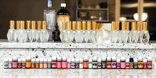 Essential Oil Make and Take Class