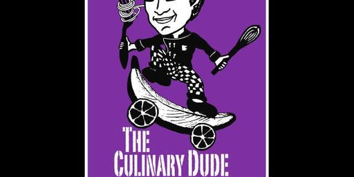 The Culinary Dude's Thanksgiving Break Camp 2017-3 Days-Ages 5-16-Tiburon