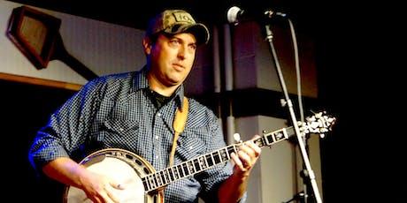 Randy Steele | A Bluegrass Folk Americana Banjo Playing Show tickets