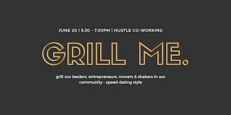 Grill Me. tickets