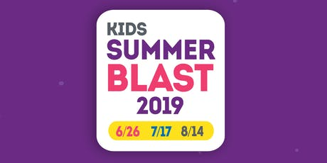 Summer Blast 2019 tickets