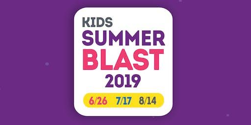 Summer Blast 2019
