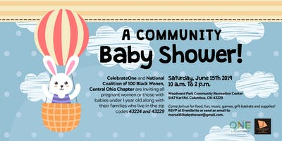 Commmunity Baby Shower