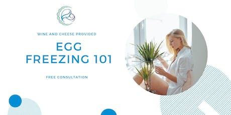 Egg Freezing 101 tickets