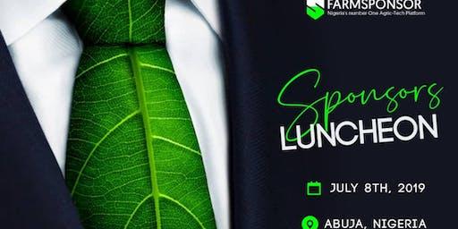 Sponsors Luncheon